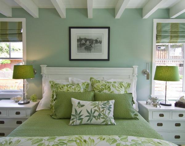 Fresh-Green-Bedroom-Ideas