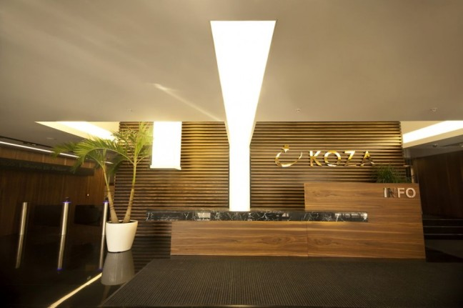 Koza Holding Headquarters By Craft312