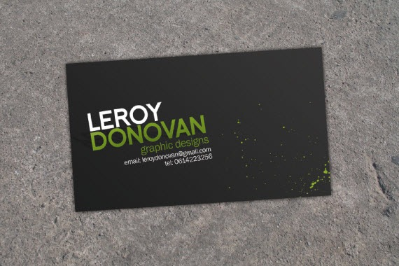 6minimalbusinesscards