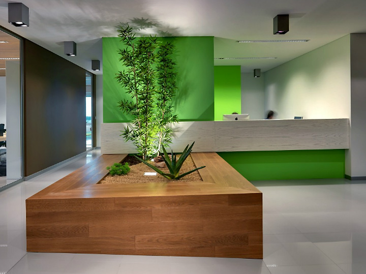 Barra-Barra office, Damilano Studio Architects