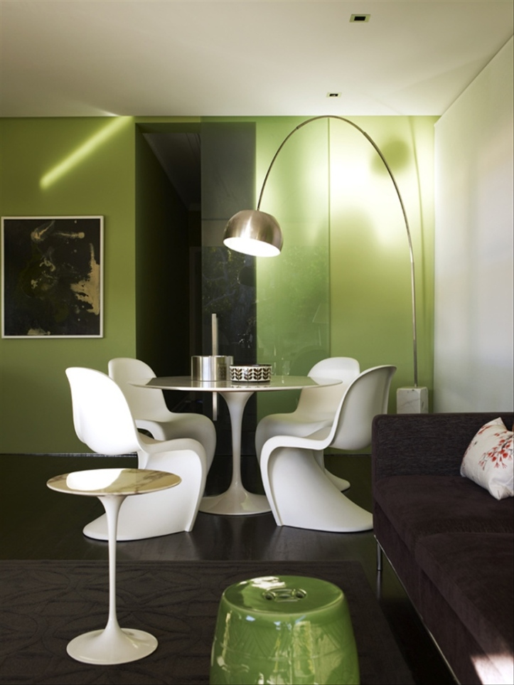 extraordinary-dining-room-green-interior-design