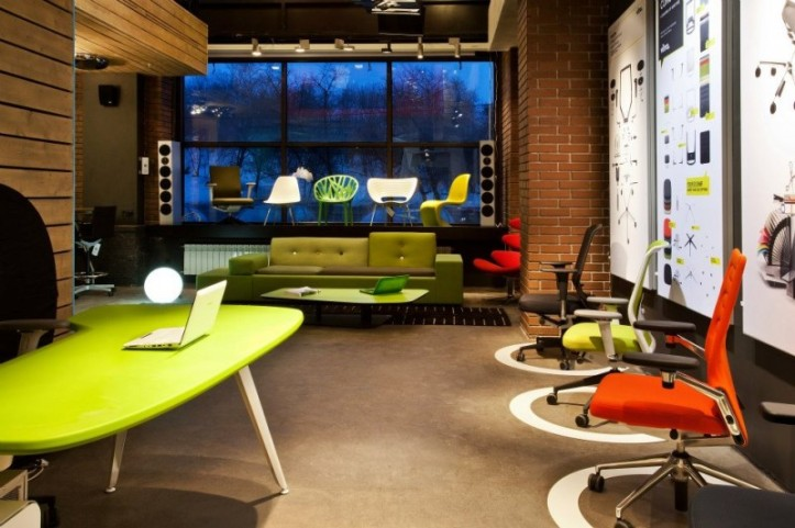 DK Office+Showroom, Moscow _Megabudka